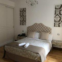 Отель Hostal Central Palace Madrid Номер Делюкс с различными типами кроватей