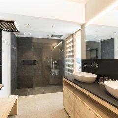 Отель Beauty & Wellness Resort Garberhof Маллес-Веноста ванная фото 2