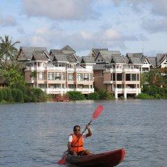 Отель Allamanda Laguna Phuket Пхукет приотельная территория