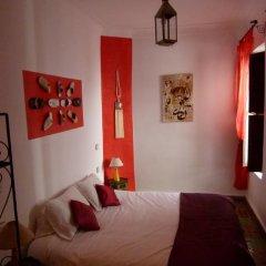 Отель Riad Al Warda 2* Стандартный номер с различными типами кроватей фото 23