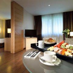 Отель Eurostars Lucentum 4* Стандартный номер с двуспальной кроватью фото 8