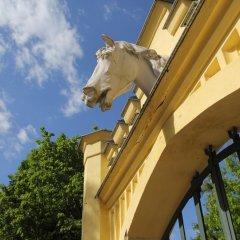Отель Cottage Dzintars Юрмала балкон