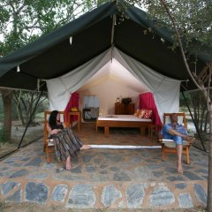 Отель The Naturalist Luxury Tents фото 9