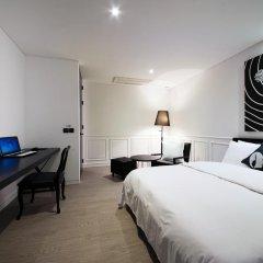 Hotel The Designers Cheongnyangni 3* Номер Делюкс с различными типами кроватей фото 3