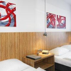 Отель City-herberge Dresden 3* Стандартный номер с различными типами кроватей фото 4