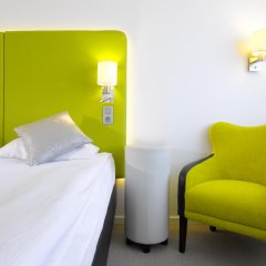 Thon Hotel Brussels City Centre 4* Стандартный номер с разными типами кроватей фото 9