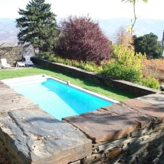 Отель Quinta de Santa Júlia Португалия, Пезу-да-Регуа - отзывы, цены и фото номеров - забронировать отель Quinta de Santa Júlia онлайн бассейн