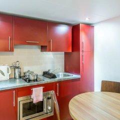 Апартаменты Richmond Place Apartments Улучшенная студия фото 5