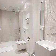 Апартаменты Europahuset Apartments ванная