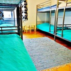 Hostel Diana Park Кровать в общем номере с двухъярусной кроватью фото 2