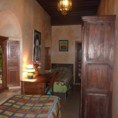 Отель Riad Marlinea 3* Стандартный номер с различными типами кроватей