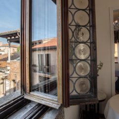 Отель Ca della Corte 2* Стандартный номер с различными типами кроватей фото 9