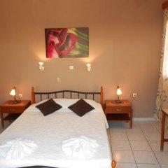 Отель Niki's Pension Родос комната для гостей фото 4