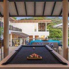 Отель Villa Amanzi Таиланд, пляж Ката - отзывы, цены и фото номеров - забронировать отель Villa Amanzi онлайн бассейн фото 2