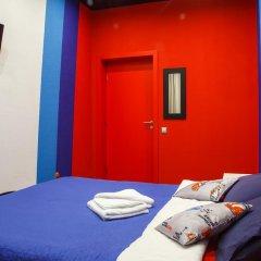 Hostel Racing Paradise Стандартный номер с различными типами кроватей фото 9