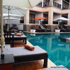 Отель Samaya Bura Beach Resort - Koh Samui 3* Улучшенный номер с различными типами кроватей фото 7