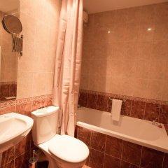 Отель Divesta Болгария, Варна - отзывы, цены и фото номеров - забронировать отель Divesta онлайн ванная фото 2