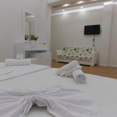 Hotel Iliria 3* Улучшенный номер с различными типами кроватей фото 7