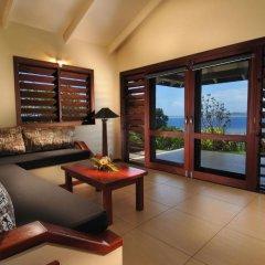 Отель Volivoli Beach Resort 4* Студия с различными типами кроватей фото 5