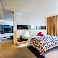 W Bangkok Hotel 5* Стандартный номер с различными типами кроватей