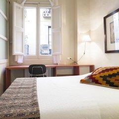 Отель Habitat Apartments Banys Испания, Барселона - отзывы, цены и фото номеров - забронировать отель Habitat Apartments Banys онлайн интерьер отеля