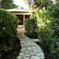 Hotel Jaguar Inn Tikal 3* Бунгало с различными типами кроватей фото 6