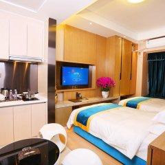 Апартаменты Guangzhou Chimelong Heefun International Service Apartment Номер Делюкс фото 7