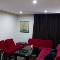 OIa Palace Hotel 3* Люкс с различными типами кроватей фото 21