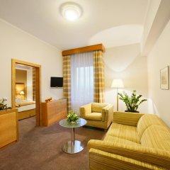 Hotel International Prague 4* Стандартный номер с различными типами кроватей фото 3