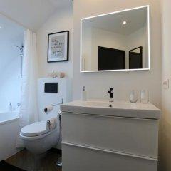 Отель Be&Be Sablon 12 Бельгия, Брюссель - отзывы, цены и фото номеров - забронировать отель Be&Be Sablon 12 онлайн ванная фото 5