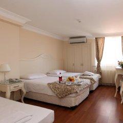Sirkeci Park Hotel 3* Стандартный номер с различными типами кроватей фото 11