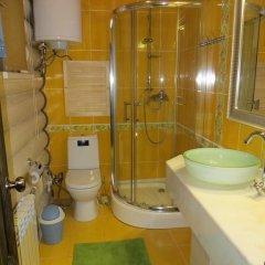 Гостиница Green Forest Club ванная