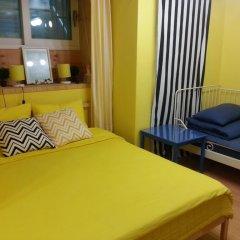 Отель Han River Guesthouse 2* Студия с различными типами кроватей фото 10