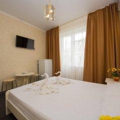 Гостиница Villa Rosa Guesthouse в Анапе отзывы, цены и фото номеров - забронировать гостиницу Villa Rosa Guesthouse онлайн Анапа комната для гостей фото 5