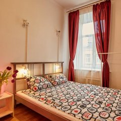 Хостел Абрикос Номер Эконом с разными типами кроватей фото 2