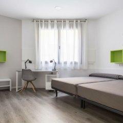Отель Residencia Universitaria Barcelona Diagonal Стандартный номер фото 7