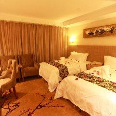 Shenzhen Renshanheng Hotel 4* Номер Делюкс фото 3