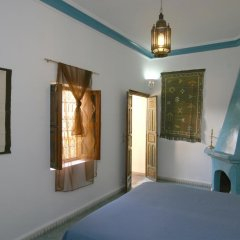 Отель Riad Villa Harmonie 4* Номер Делюкс