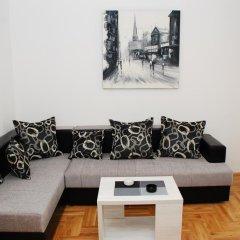 Апартаменты Azzuro Lux Apartments Апартаменты с различными типами кроватей фото 27