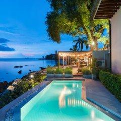 Отель Tamarina Bed & Bistro Таиланд, Самуи - отзывы, цены и фото номеров - забронировать отель Tamarina Bed & Bistro онлайн бассейн фото 2