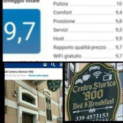 Отель B&B Centro Storico 900 Пальми городской автобус