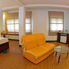 Clover Hotel 3* Номер Делюкс с различными типами кроватей фото 11