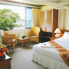 Отель Krabi City Seaview 3* Номер Делюкс