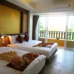 Отель Lanta For Rest Boutique 3* Номер Делюкс с различными типами кроватей фото 6