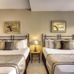 Marina Hotel Corinthia Beach Resort 4* Стандартный номер с двуспальной кроватью