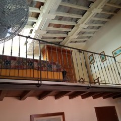 Отель Carpe Diem Guesthouse Улучшенный номер с различными типами кроватей