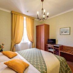 Отель Corona 3* Стандартный номер с двуспальной кроватью фото 3