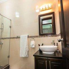 Отель The Highbridge Guest Lodge ванная