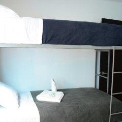 Отель Hostal Be Condesa Кровать в общем номере фото 10