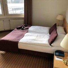 Olympia Hotel Zurich 3* Стандартный номер с двуспальной кроватью фото 6